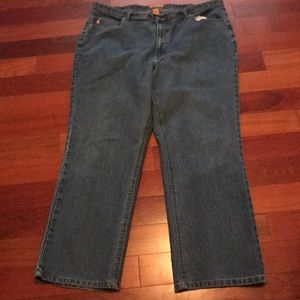 Liz & me jeans size 20w